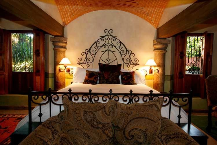 Best Mexican Hacienda Bedroom Dream Home Ideas Mexican With Pictures