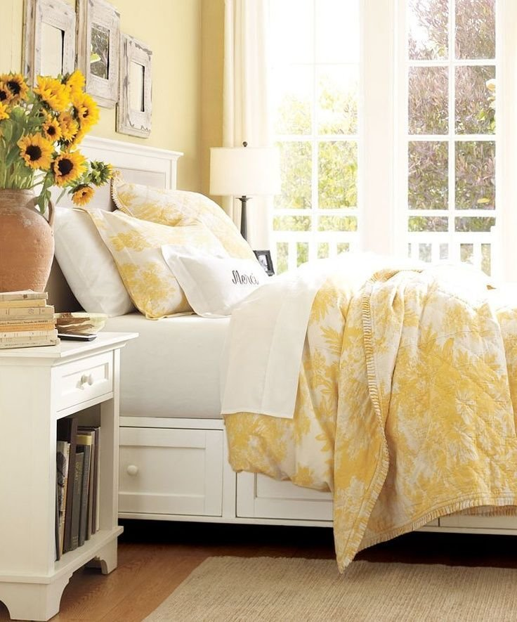 Best Color Lover Yellow In Decor In 2019 Home Bedroom With Pictures