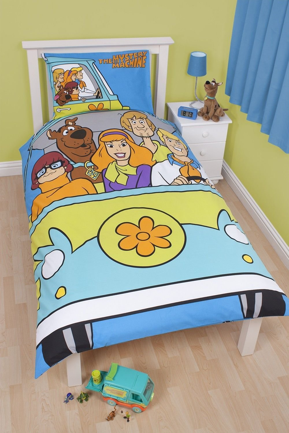 Best Scooby Doo Scooby Doo Bedding Mystery Reversible With Pictures