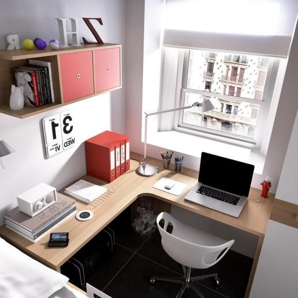 Best Elegant Study Table For Modern T**N Bedroom Interior With Pictures