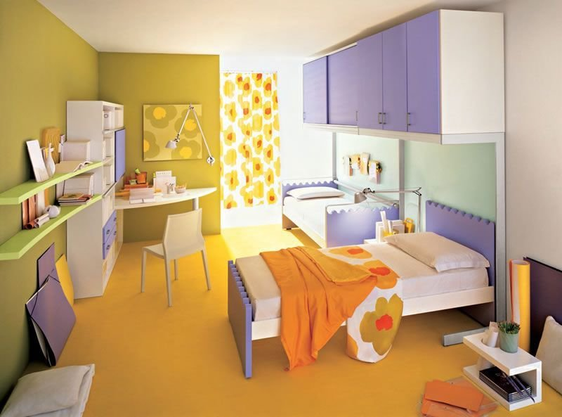 Best Split Complementary Color Scheme Kids Rooms Split With Pictures