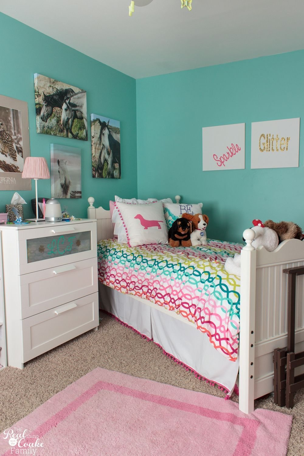 Best Cute Bedroom Ideas For Tween Girls Kids Girls Bedroom Colors Cute Bedroom Ideas Blue With Pictures