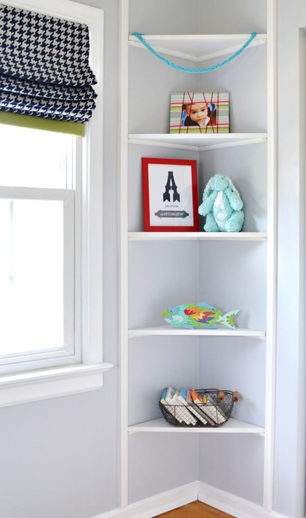 Best Home Tour Apartment Ideas And Diy Diy Corner Shelf With Pictures