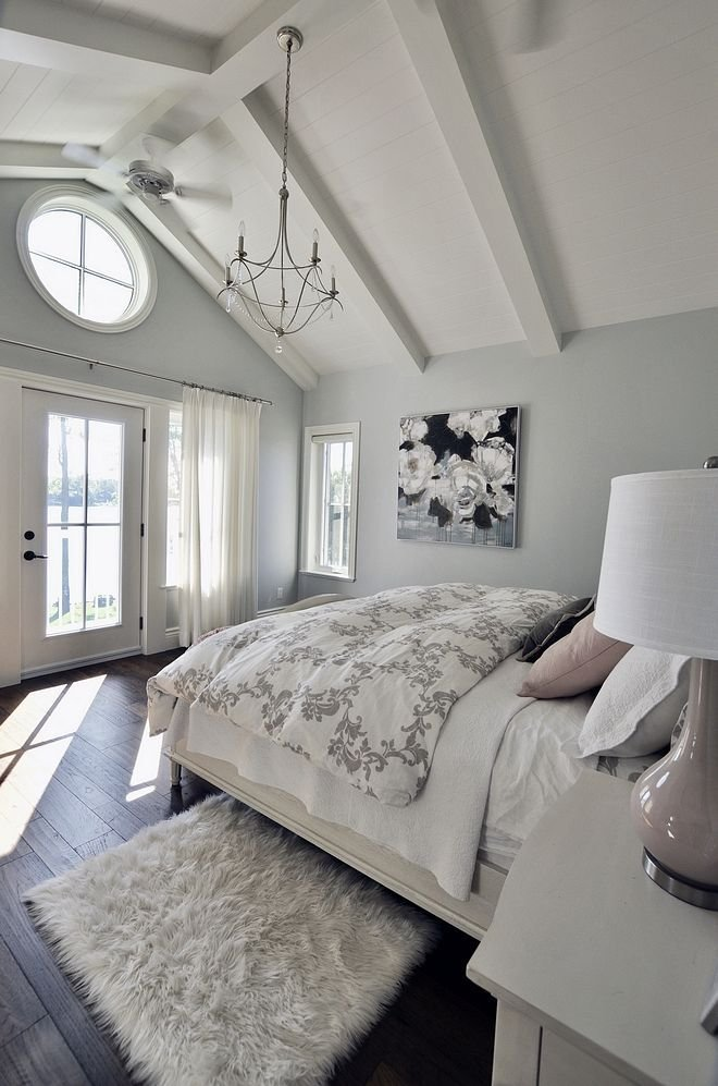Best Benjamin Moore Hc 171 Wickham Gray Dream Home Bedroom With Pictures