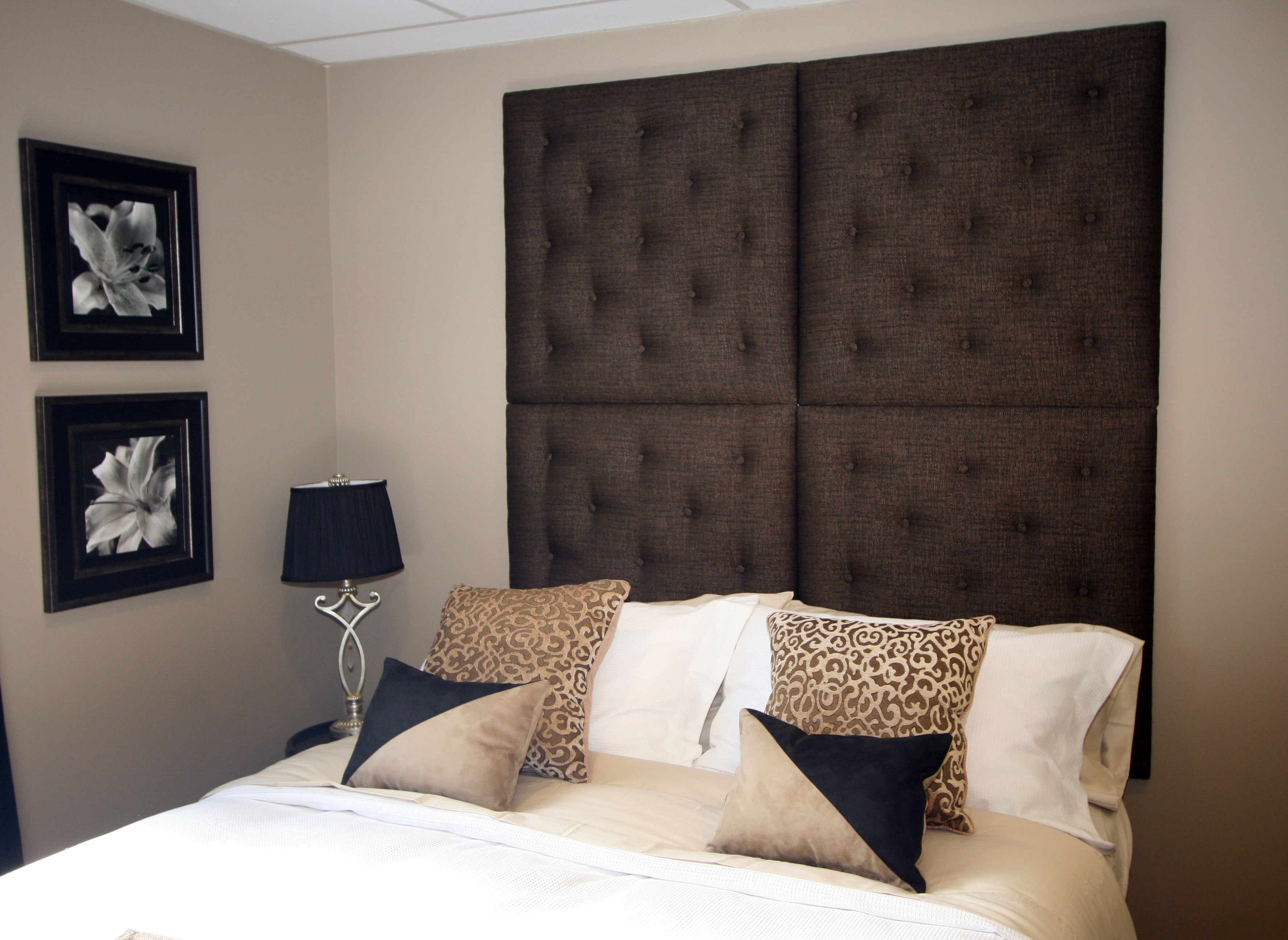 Best Padded Walls Wall Huggers Designer Chic Upholstered With Pictures