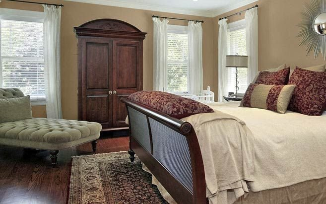 Best Glidden Warm Caramel Grab N Go At Walmart 22 House Staging Luxury Bedroom Furniture With Pictures