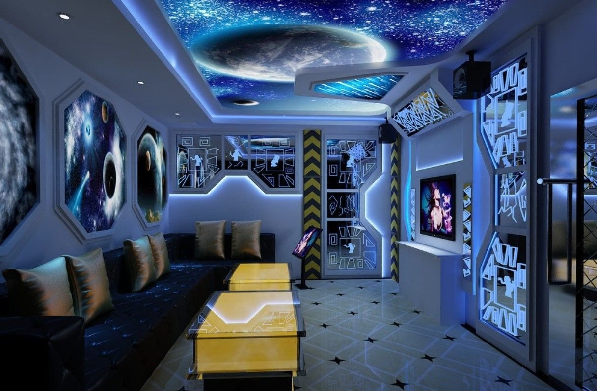 Best 22 Space Themed Room Design Ideas For A New Atmosphere In With Pictures