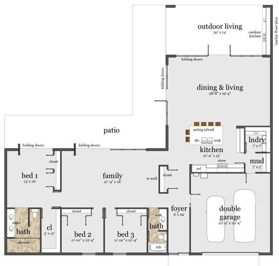 Best Azalea House Plan In 2019 My Home Wannabe House Plans With Pictures