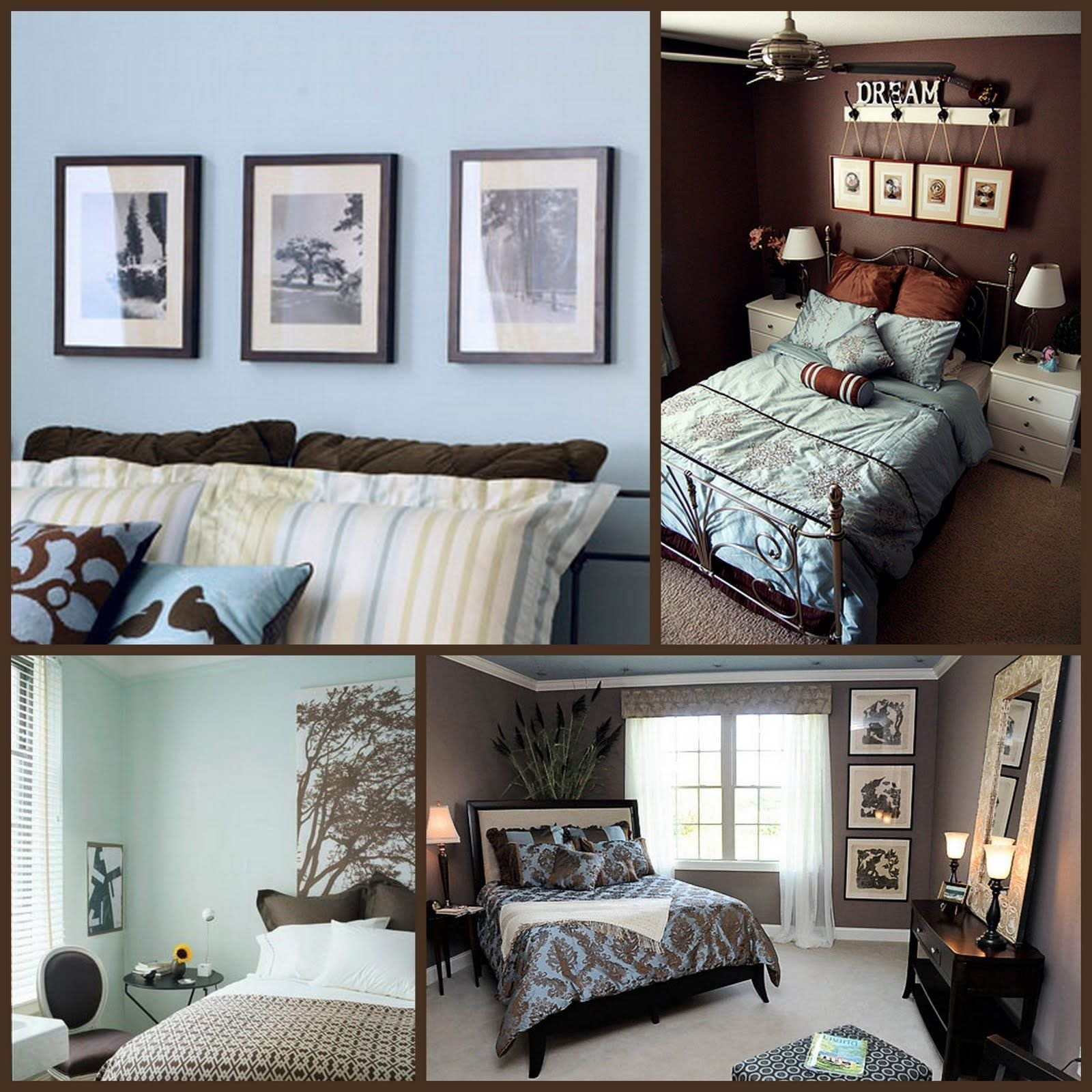 Best Duck Egg Blue And Brown Master Bedroom Bedroom Decor With Pictures