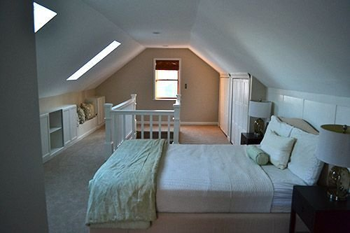 Best Converting Attic Into Master Suite Attic Conversion With Pictures