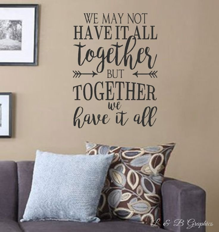 Best Vinyl Wall Quotes Decals For Bedroom Decor Home Art With Pictures