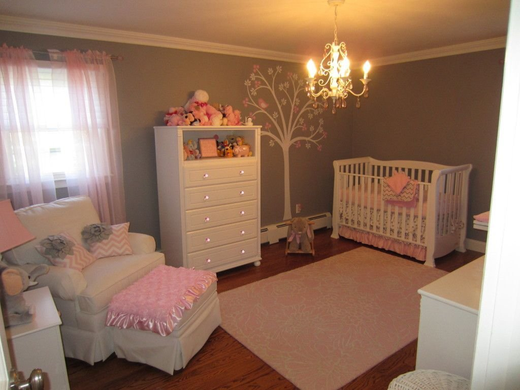 Best Pink And Gray Classic And Girly Nursery Baby Room Ideas With Pictures