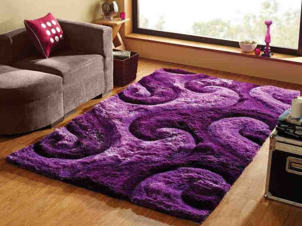Best Beautiful Sh*G Purple Area Rug For Girls Room Purple Area Rugs Purple Area Rugs Purple With Pictures
