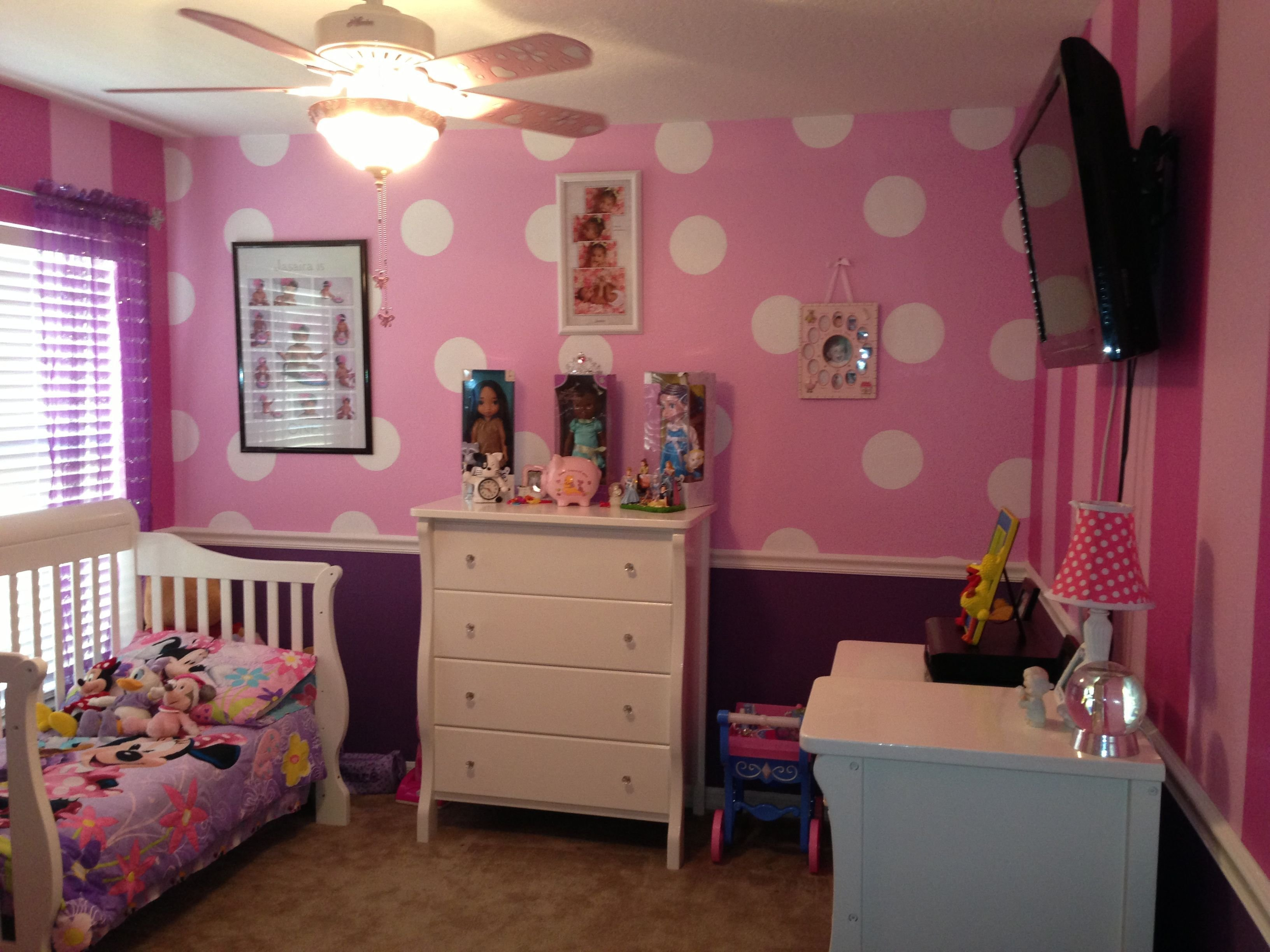 Best How Do It On In 2019 Beds Minnie Mouse Room Decor With Pictures