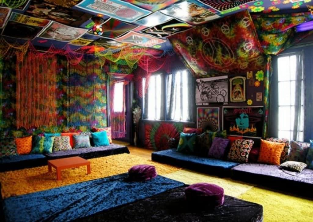 Best Hippie Room Decor Diy Bedroom Funky Home Decor With Pictures