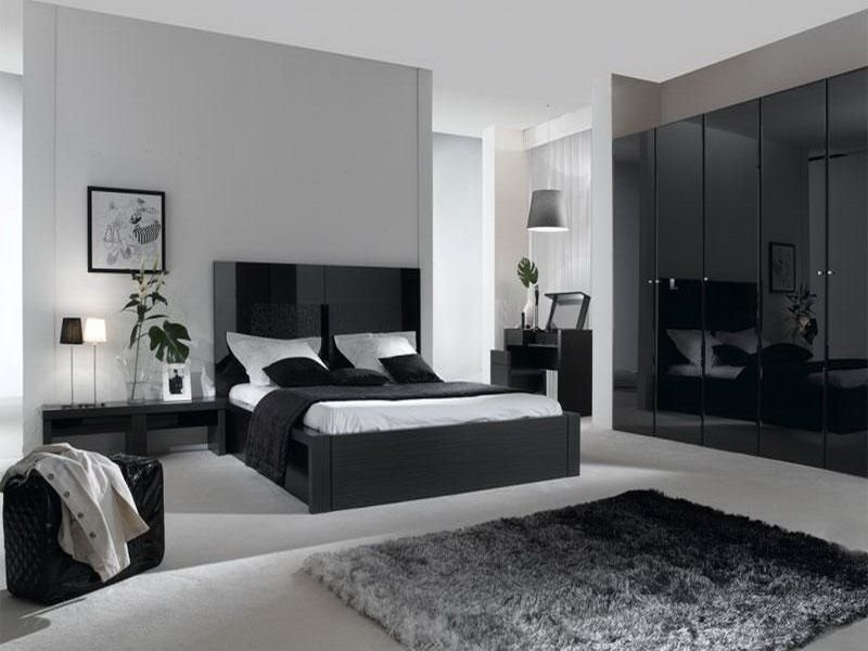 Best Bedroom Color Gray Contemporary Gray Bedroom Color Schemes With Glass Divider Bedroom Grey With Pictures