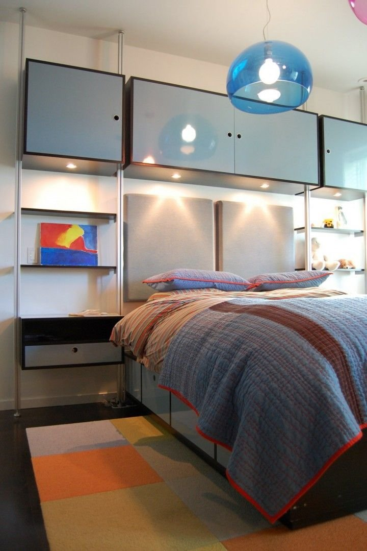 Best Modern 12 Year Old Boys Bedroom With Blue Bed And Storage With Pictures