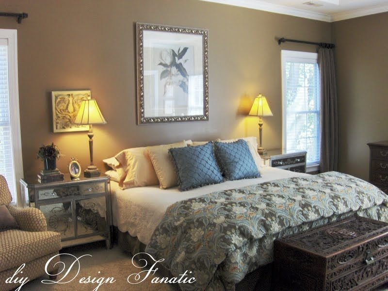 Best Master Bedroom Decorating Ideas On A Budget Master With Pictures