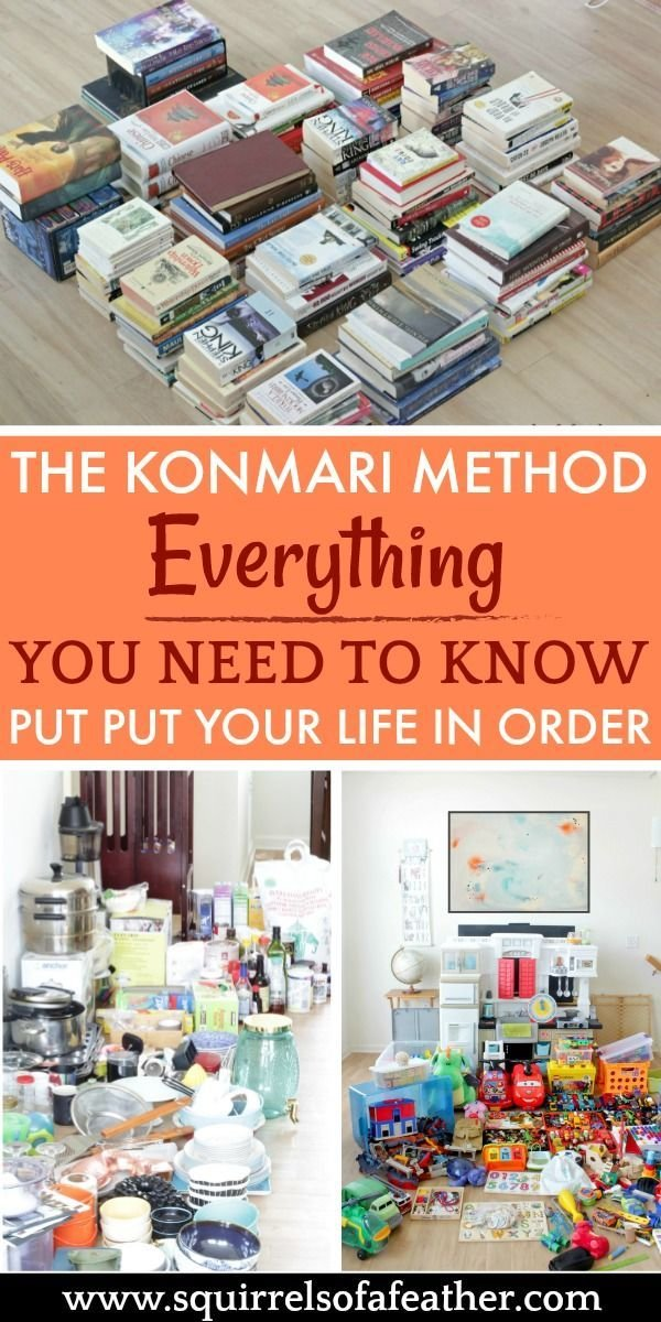 Best 15 Essential Konmari Method Do S And Don Ts For Tidying With Pictures