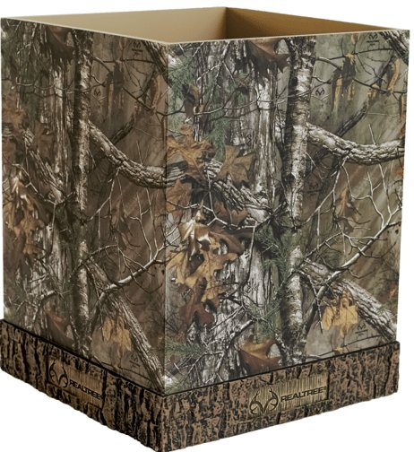 Best Realtree Xtra Waste Basket Camo Home Decor Camo With Pictures