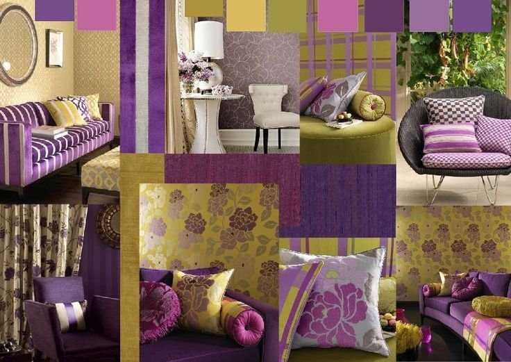 Best Purpledelight In 2019 Color Inspiration Bedroom Color With Pictures