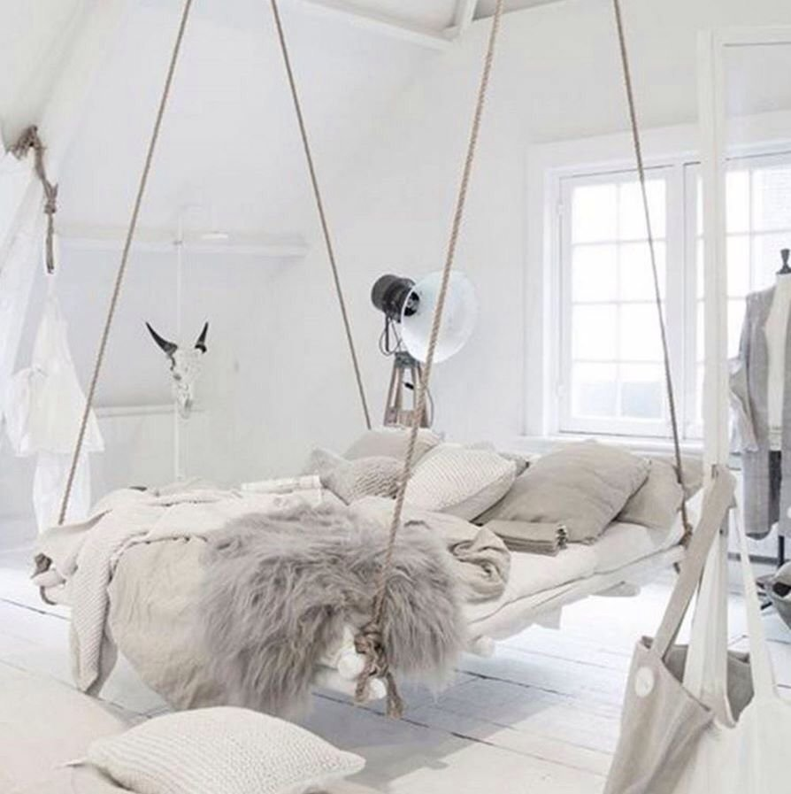 Best Cocoon Bedroom Design Inspiration Bycocoon Com Swing Bed With Pictures