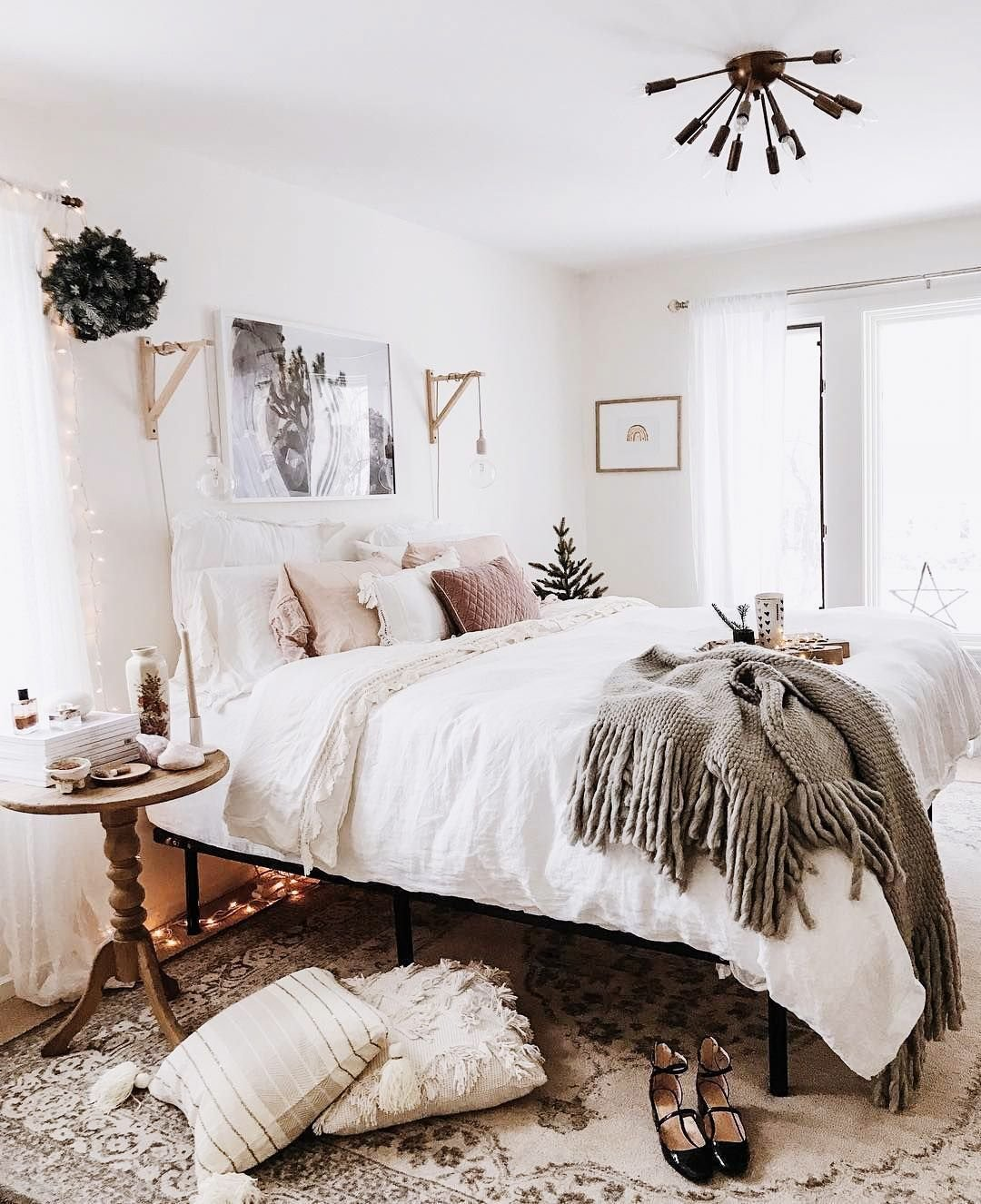 Best Bedroom Comfy Boho Apartmentliving Home Sweet Home With Pictures