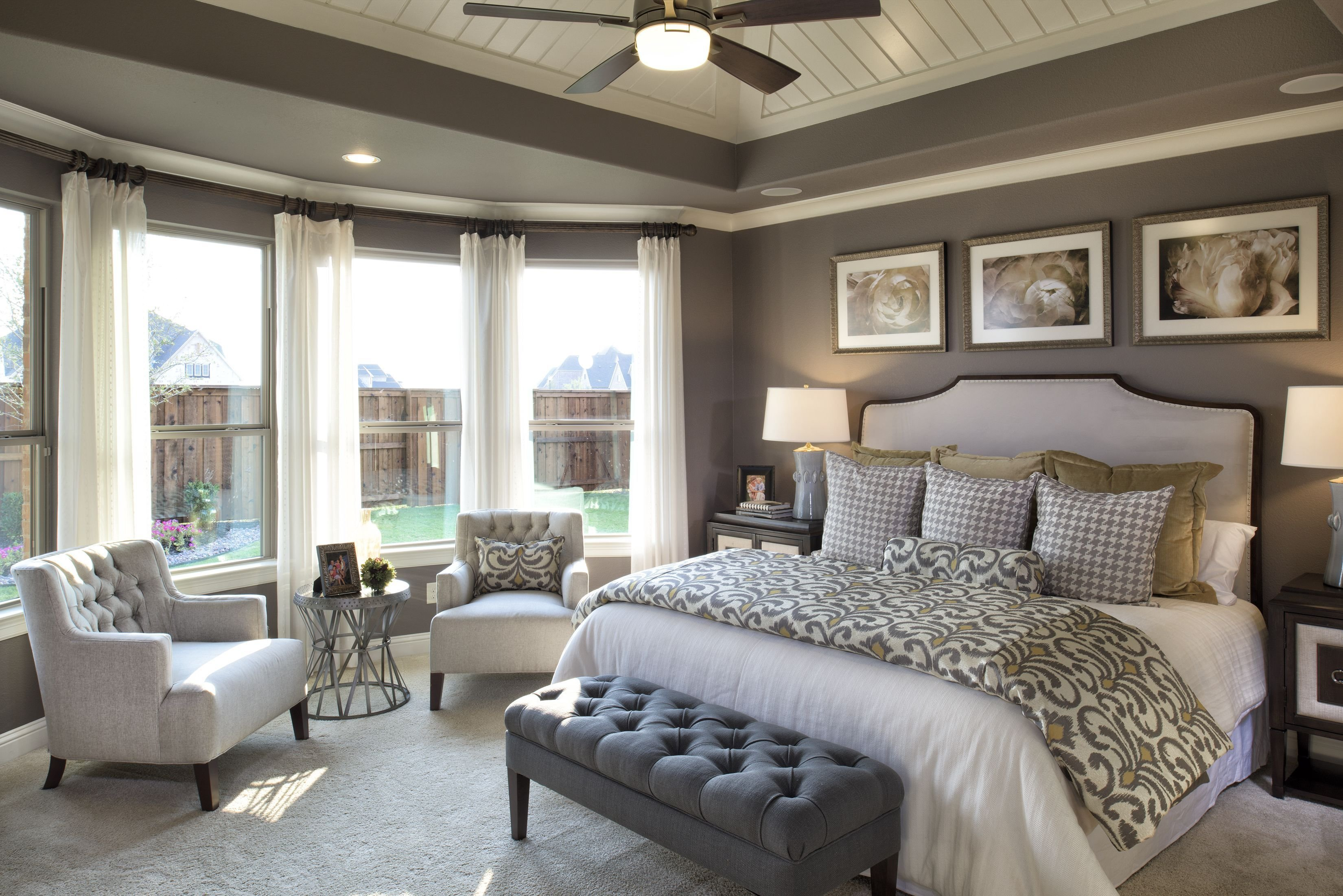 Best Pure Elegance Master Bedroom There's No Place Like With Pictures