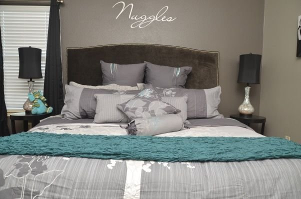 Best Gray And Turquoise Bedroom Ridgeview Bedroom Turquoise With Pictures