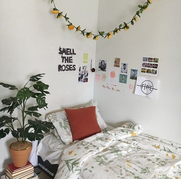 Best Aesthetic Art Artsy Bedroom Flowers With Pictures