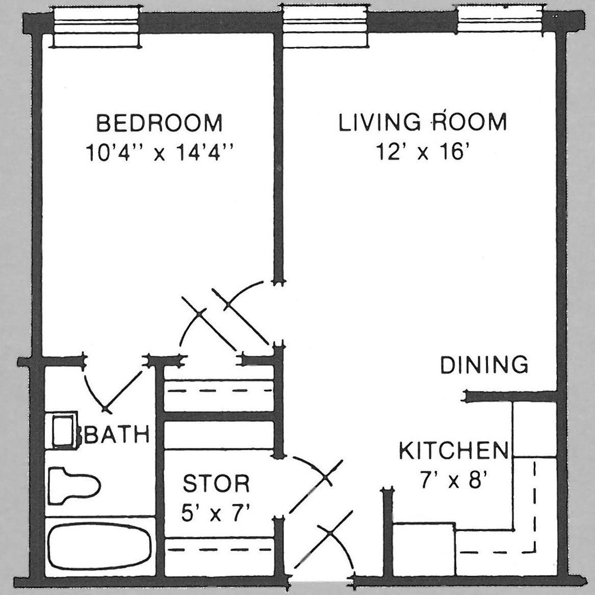 Best 500 Sqft 2 Bedroom Apartment Ideas Square Foot Apartment With Pictures