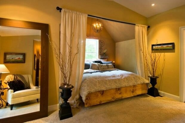 Best I Find That Sooooo S*Xy Grown Woman Master Bedroom Romantic Master Bedroom Alcove Bed With Pictures