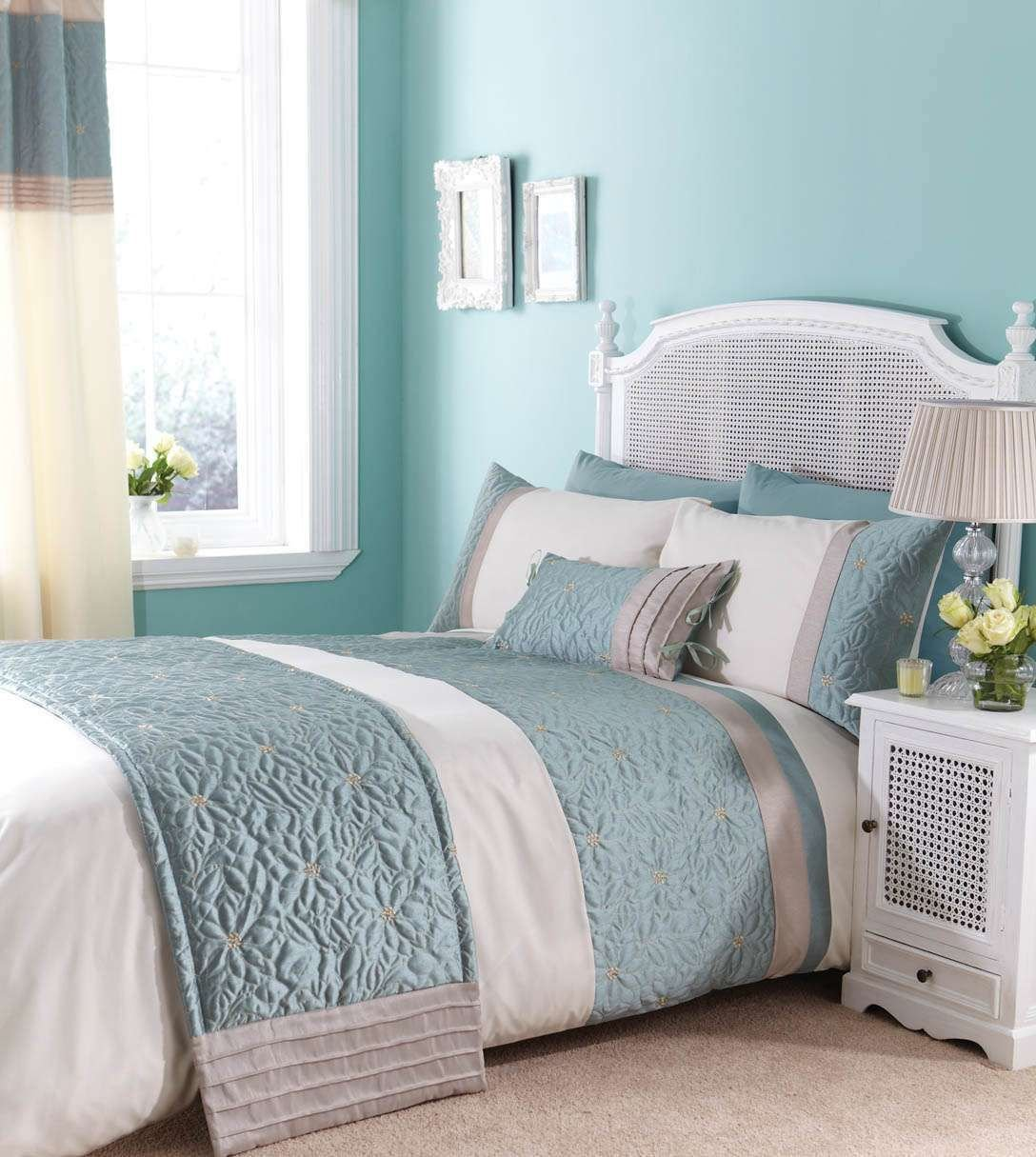 Best Robins Egg Blue Bedroom To Tag Duck Egg Blue Bedroom With Pictures