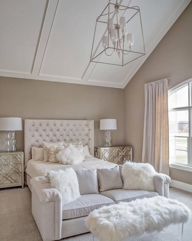 Best Tan And White Bedroom Tan And White Bedroom Paint Color With Pictures