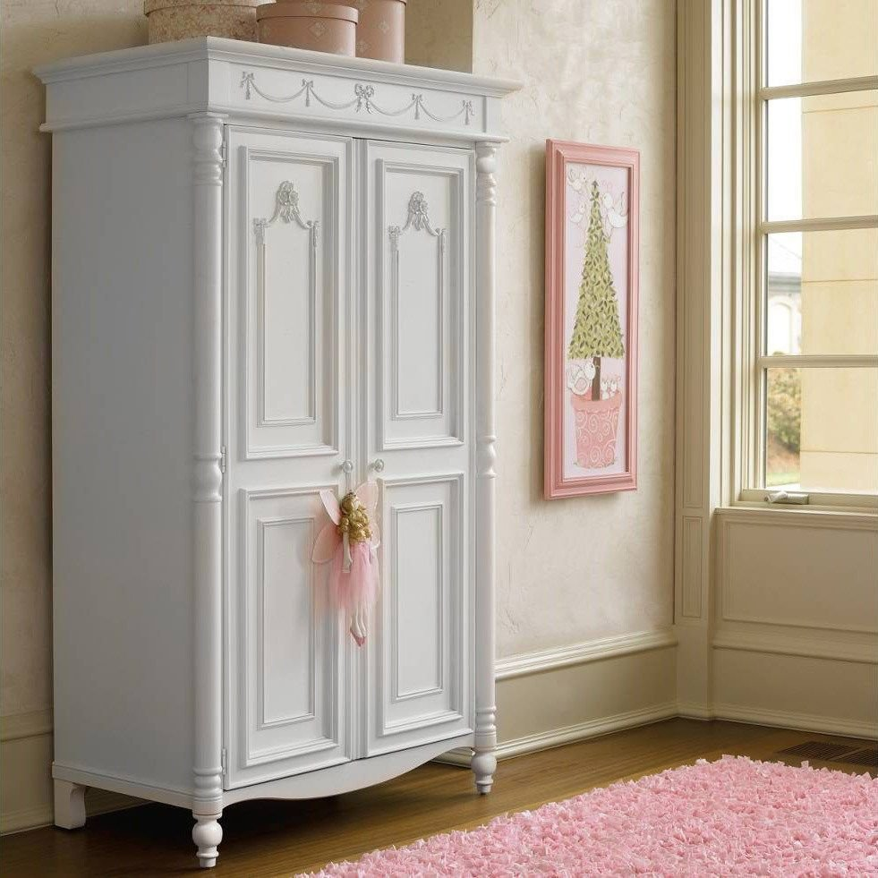Best Young America Isabella Armoire Laylagrayce Armoire New With Pictures