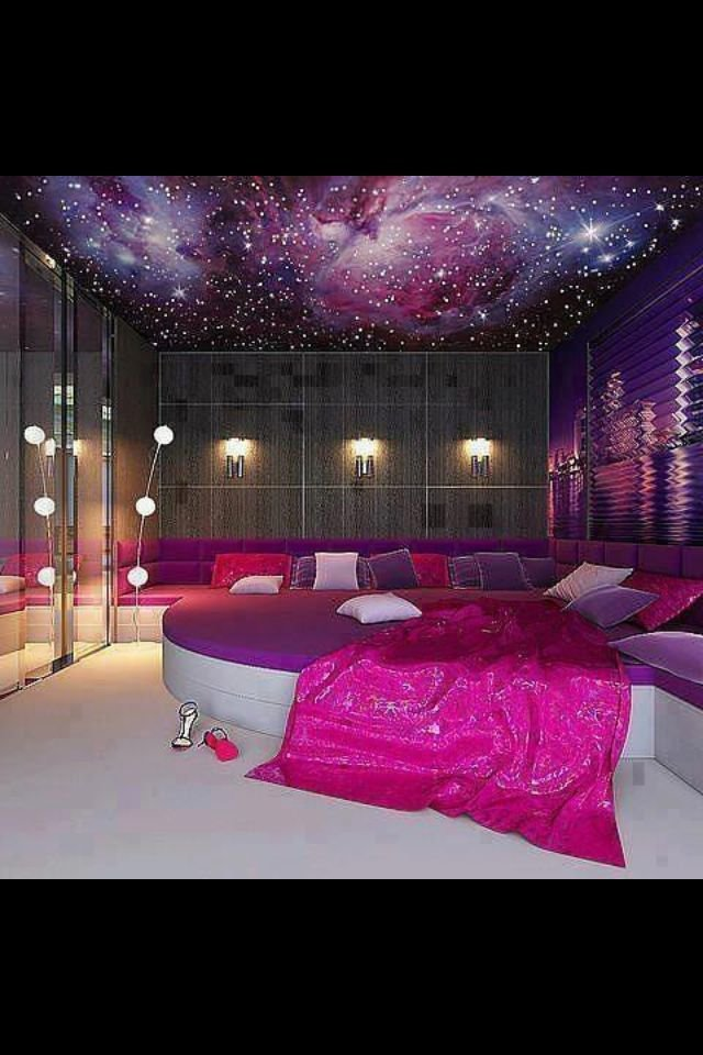 Best Room Girls Galaxy Dream Rooms Dream Rooms Bedroom With Pictures