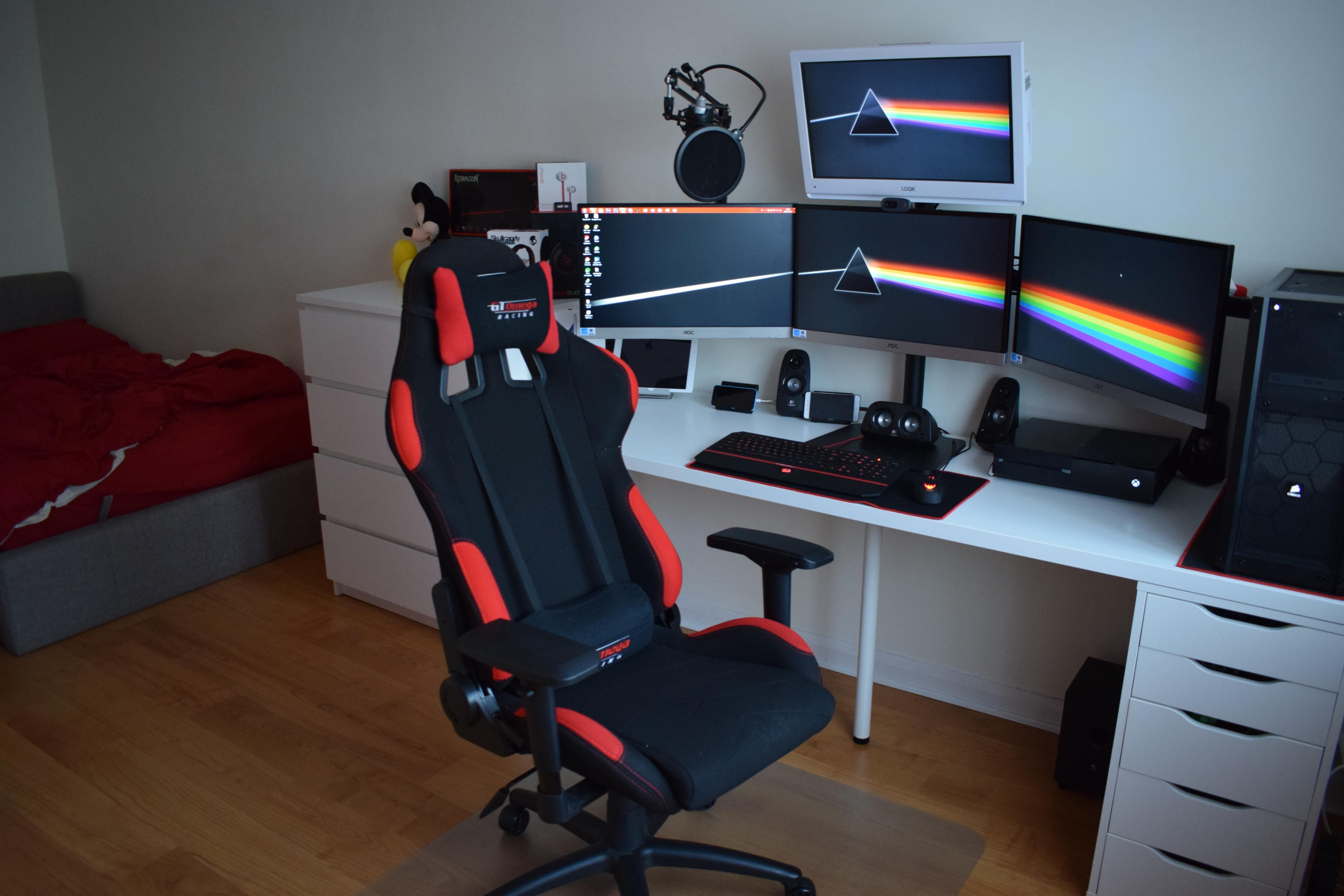 Best My New Bedroom Setup I M Proud Bestgamesetups Com With Pictures