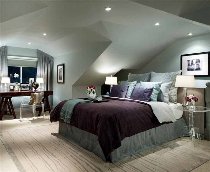Best Elegant Contemporary Bedroom By Jane Lockhart On With Pictures