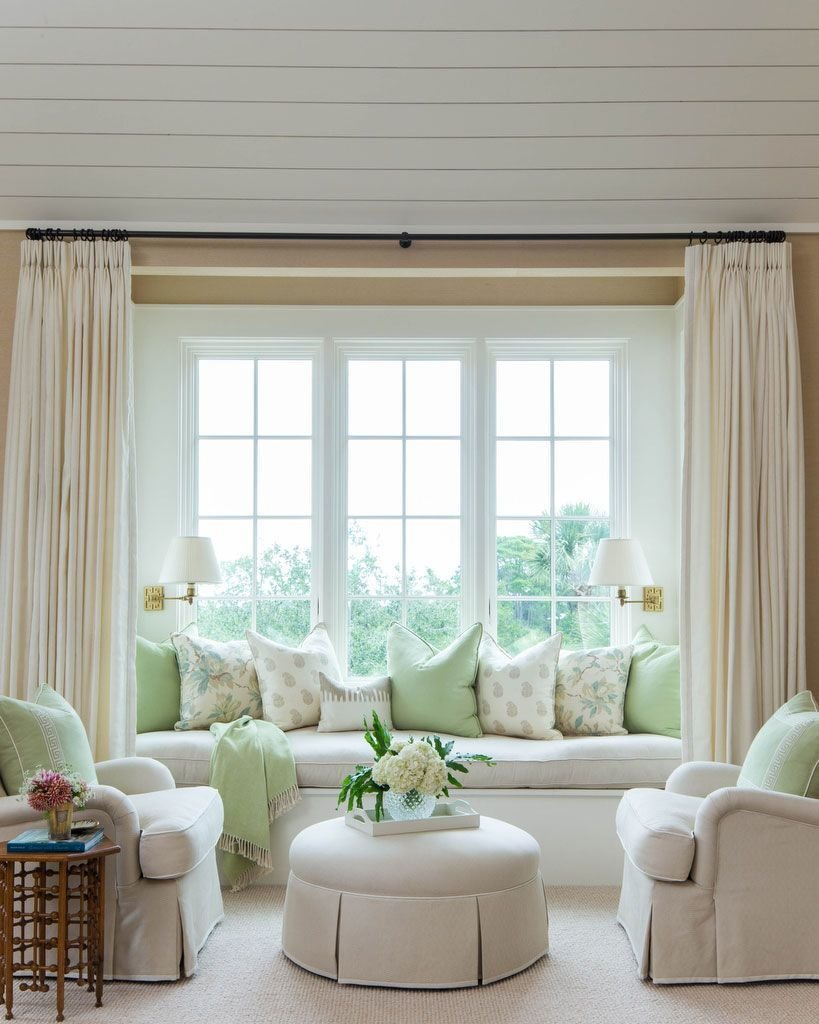 Best Window Seat With Club Chairs Home Sweet Home Pinterest With Pictures