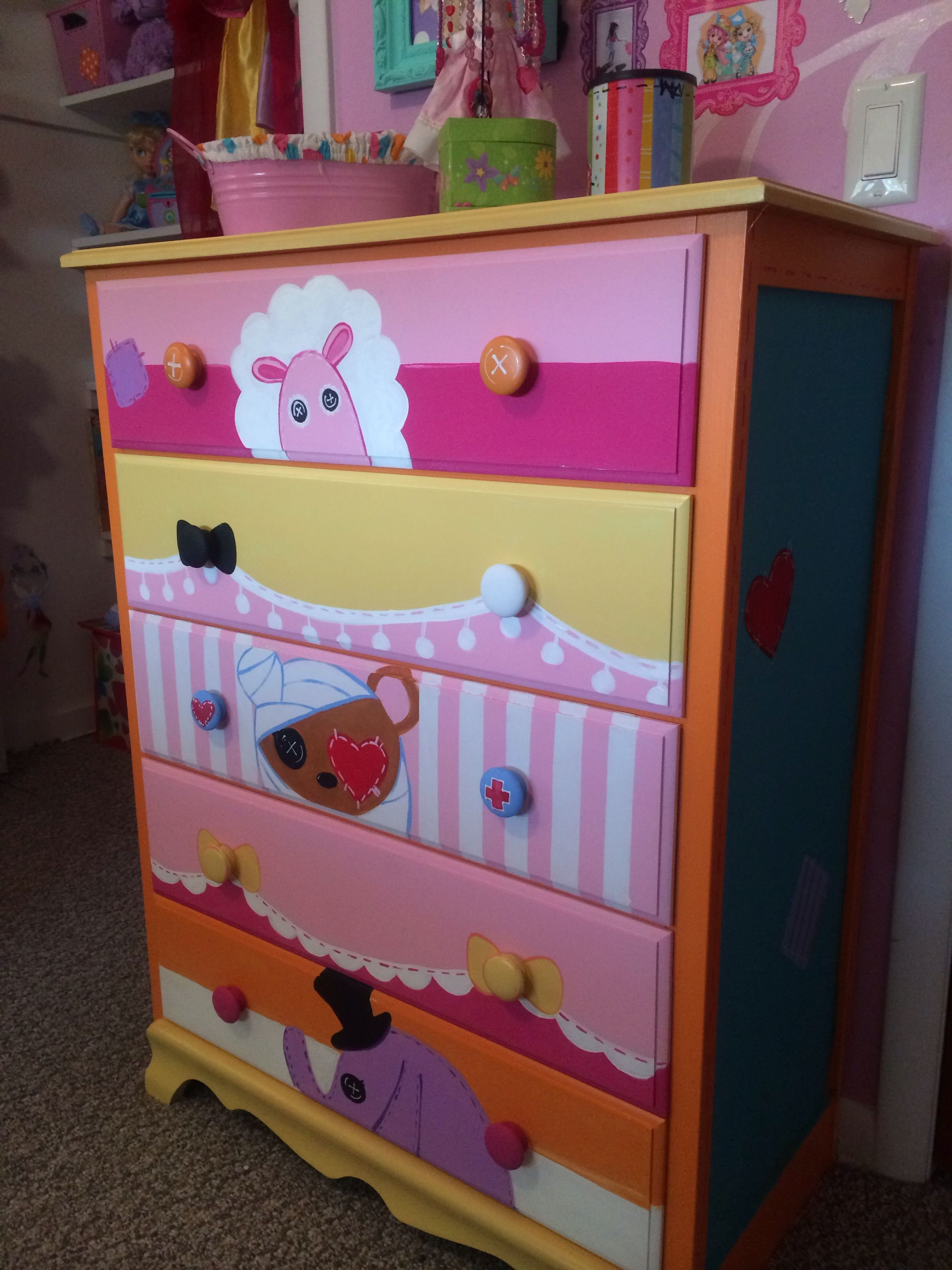 Best Lalaloopsy Dresser For The Girls Kids Bedroom Kids With Pictures