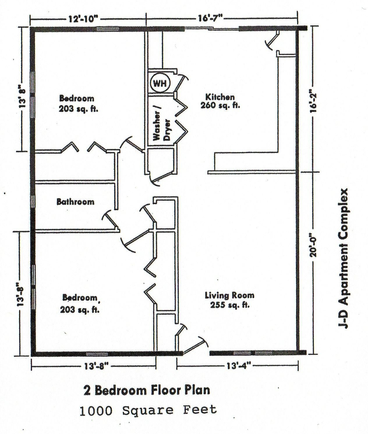 Best Small House Floor Plans 2 Bedrooms Master Bedroom Suite With Pictures