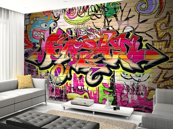 Best Graffiti Wall Lucas Room Ideas Graffiti Bedroom With Pictures