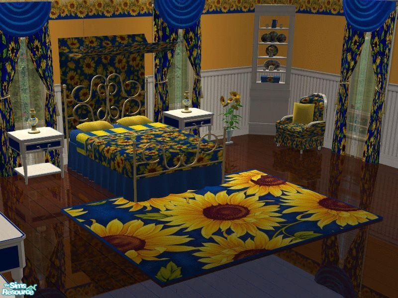 Best Sunflower Themed Bedroom Google Search Sunflower Room With Pictures