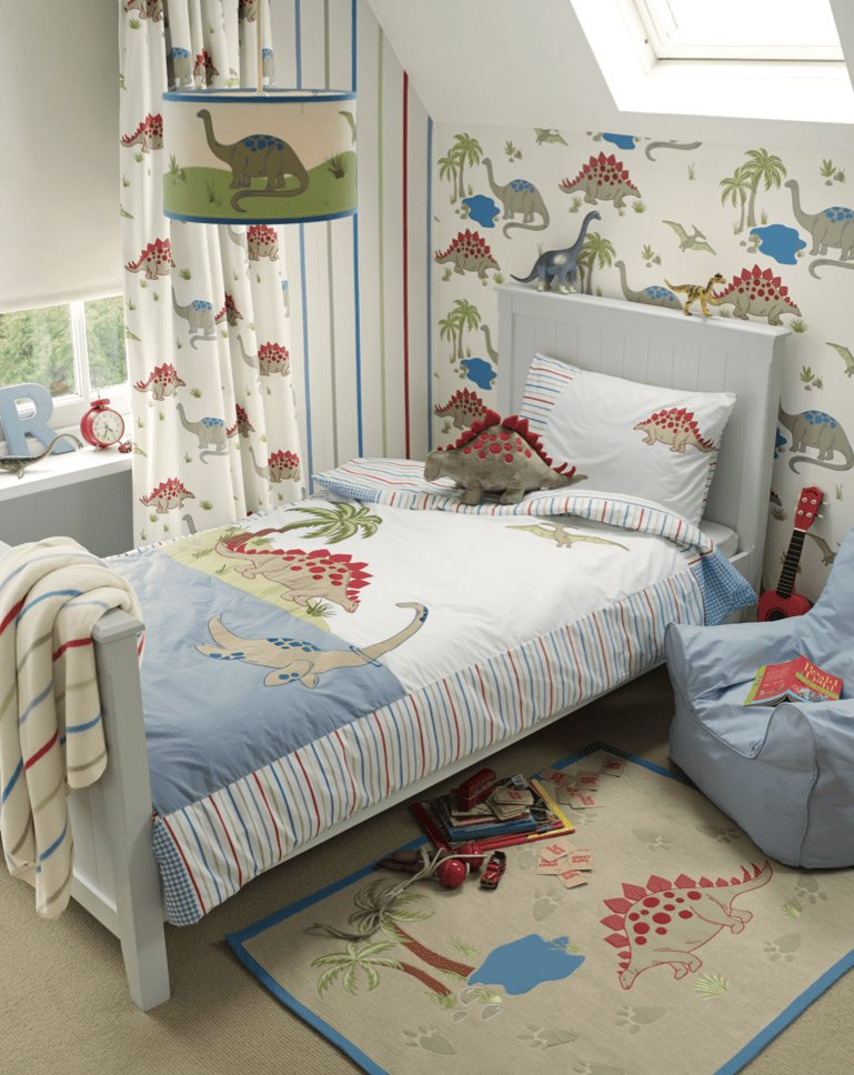 Best Laura Ashley Kids Corner Dinosaurs Range Home With Pictures
