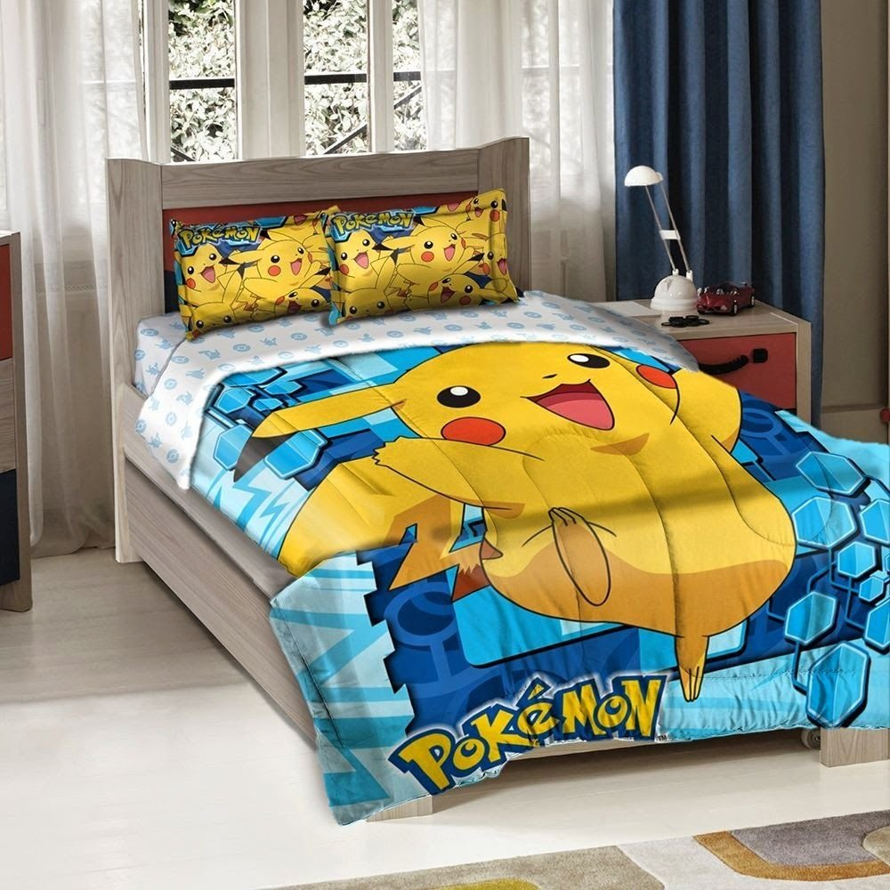 Best Pokemon Bedroom Accessories Pokemon Themed Bedroom Decor Ideas Gh S Room In 2019 Pokemon With Pictures