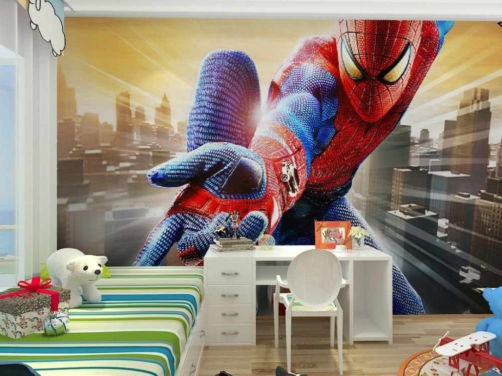 Best Free Shipping Eco Friendy 3D Huge Mural Papel De Parede With Pictures