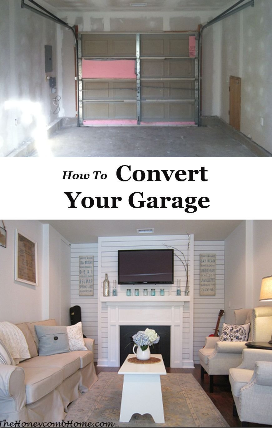 Best Garage Makeover Blogger Home Projects We Love Garage Room Garage Renovation Garage Remodel With Pictures