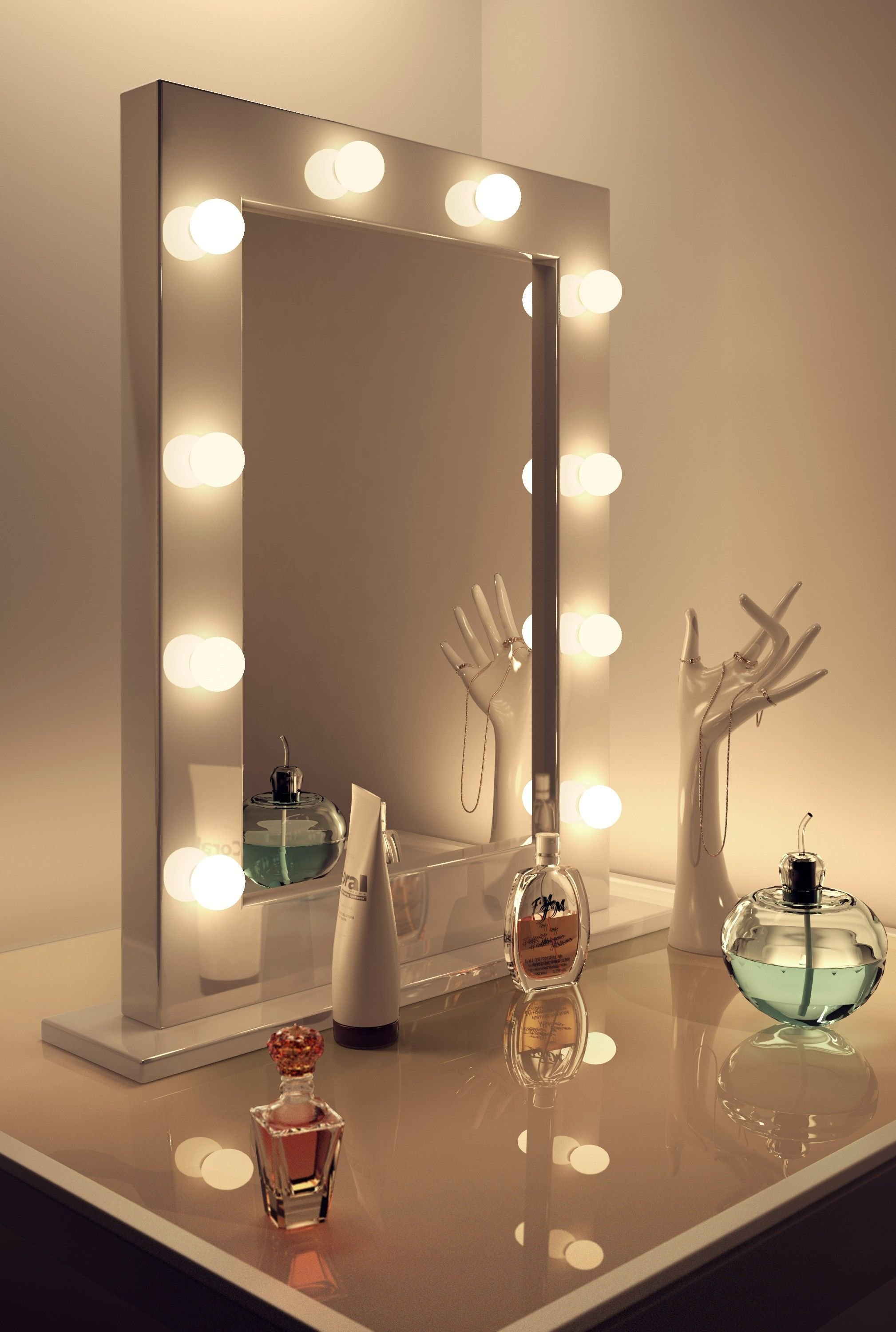 Best Diy Vanity Mirror Ideas To Make Your Room More Beautiful With Pictures