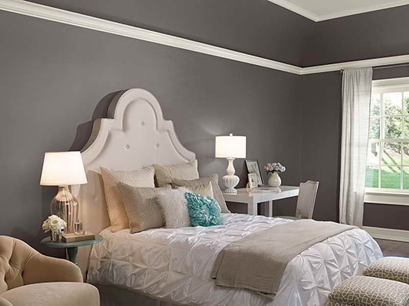 Best Shades Of Gray Paint Most Popular Grey Paint Colors With With Pictures
