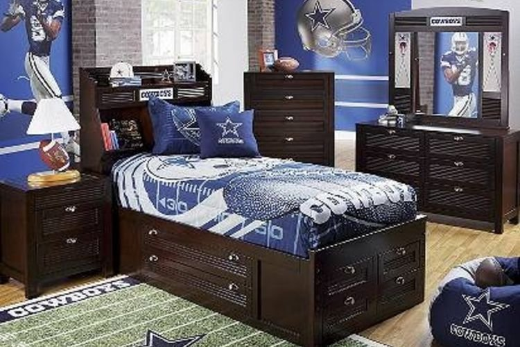 Best Dallas Cowboys Themed Bedroom Kids Bedroom Ideas On With Pictures